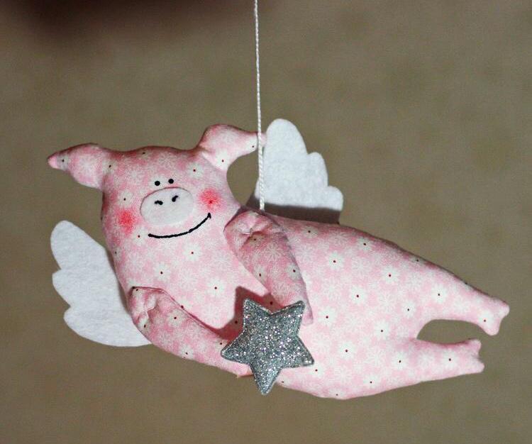 текстильные свиньи