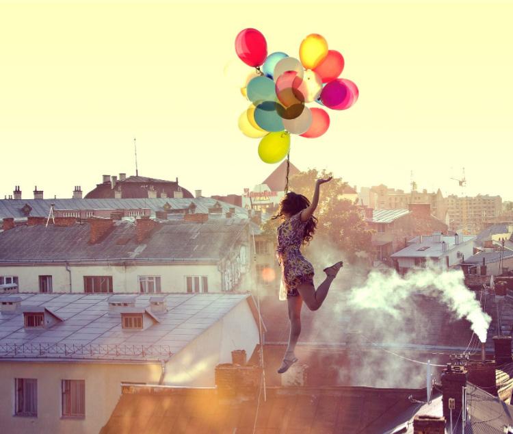 Человек рожден, чтобы летать!