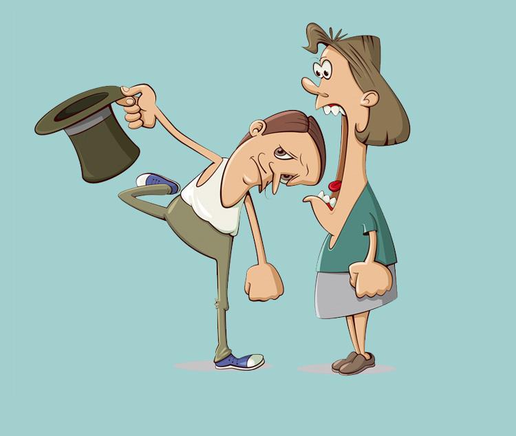 11 коротких анекдотов про «прелести» семейной жизни