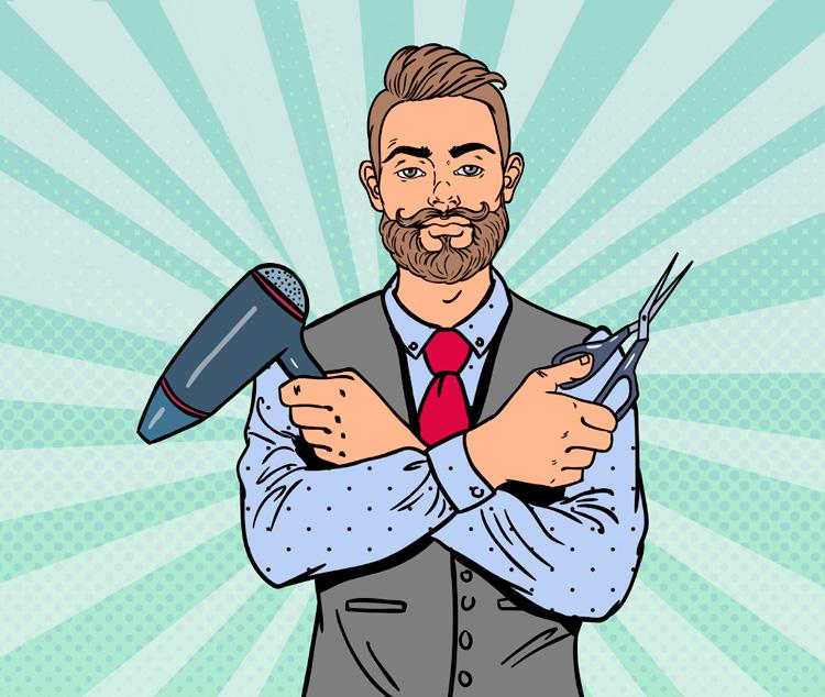 Анекдот дня: «Случай в парикмахерской»