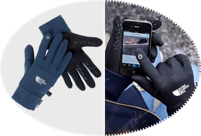 E-Tip перчатки