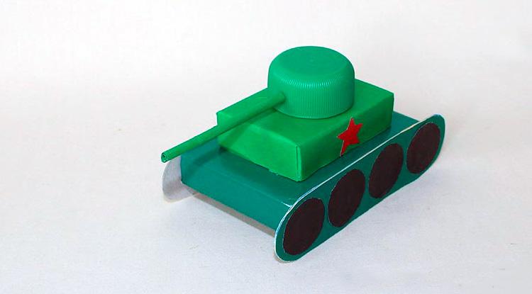 танк готов