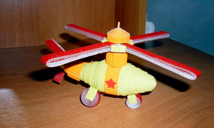 вариант вертолета