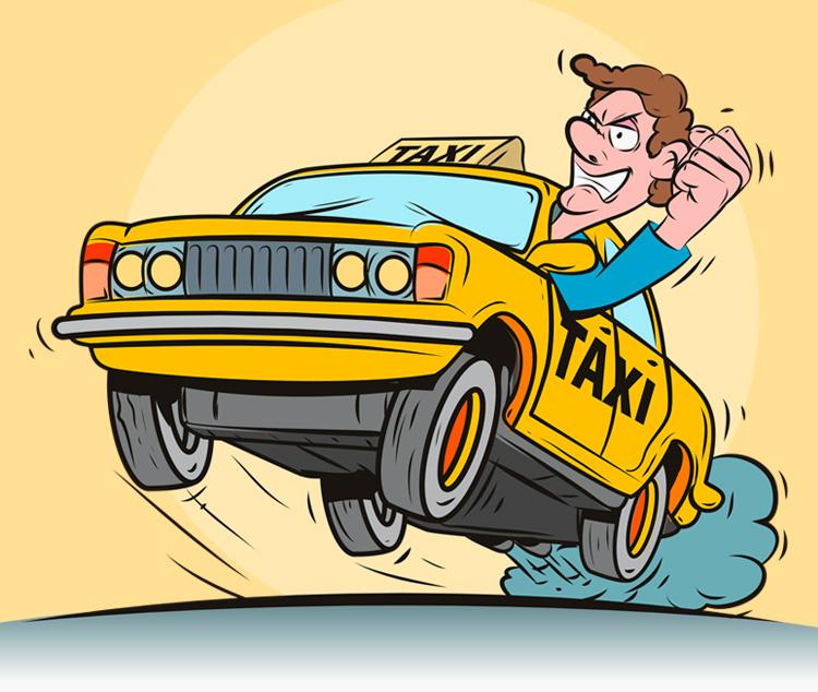 Анекдот дня «Расплата с таксистом»