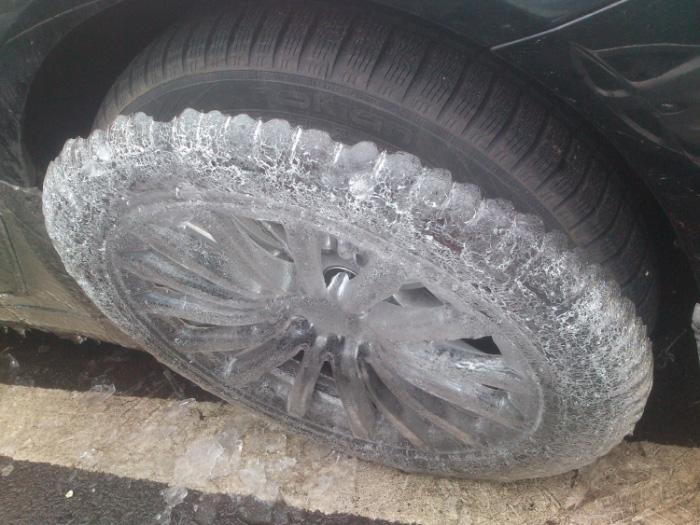 13 фото, которые показывают насколько суровой может быть зима