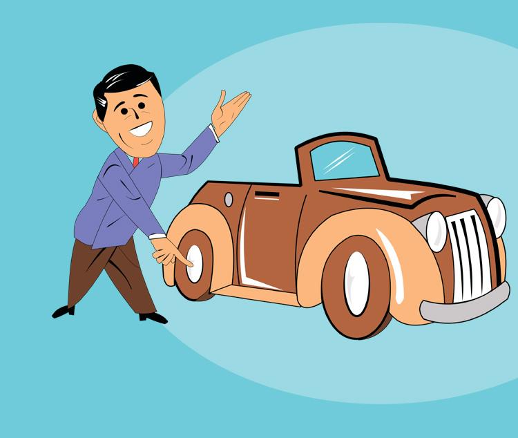 Анекдот дня «Как мужик свой автомобиль продавал»