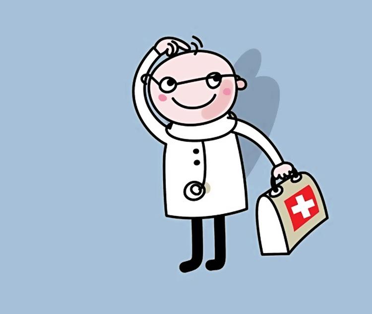 3 анекдота дня «Доктора и врачи — попался к ним, не кричи»