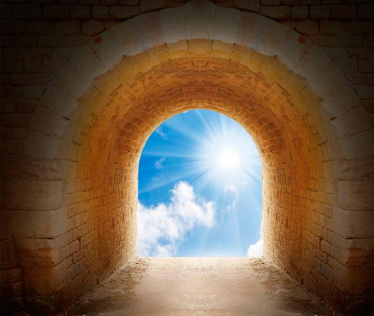 Небо, врата