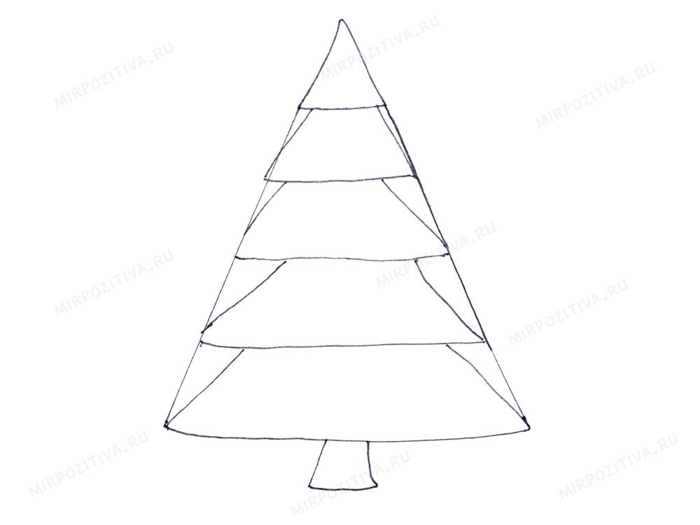 выделяем треугольники